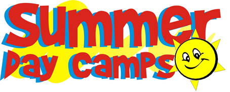 day camp banner